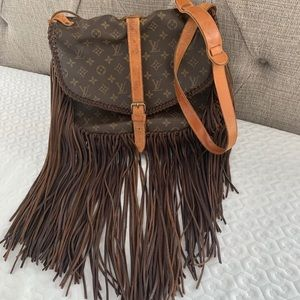 Louis Vuitton The Satchel Chocolate Messenger